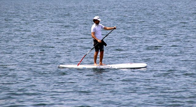 Stand Up Paddling / Stehpaddeln / SUP